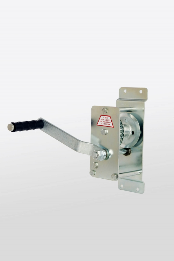Wall Mounted Hand Winch Cod. 350.180.10